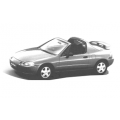 HONDA CIVIC (CRX) [07.92- ]