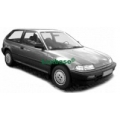 HONDA CIVIC (3 T�rer) [12.87-11.91]