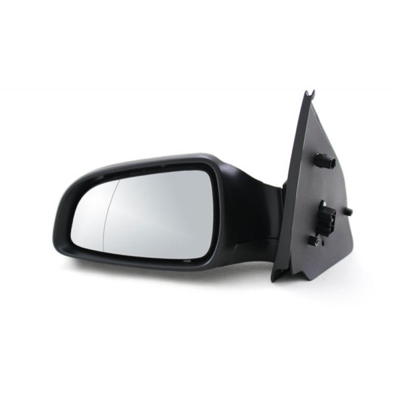 Opel astra h caravan au enspiegel links schwarz 75 65 for Spiegel xc90