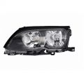 BMW E46 Touring BJ 09/01-11/05 SCHEINWERFER LINKS innen...