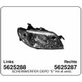 SCHEINWERFER H4 MAZDA 323 F.S BJ 02/01-09/03 (LINKS)