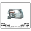 BLINKER STANDLEUCHTE TOYOTA  HI-ACE 94/95  LINKS