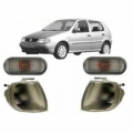 VOLKSWAGEN POLO 6N Bj10/94-09/99 WEISSE BLINKER SET
