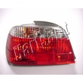 RUECKLEUCHTE LINKS BMW 7S ab Bj.98- rot/weiss, Facelift